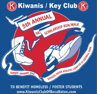 Kiwanis/Key Club 5K Scholarship Run/walk