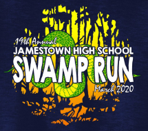 19th Annual JHS Swamp Run 5K