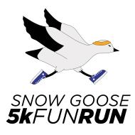 Snow Goose 5k Fun Run