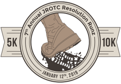 JROTC 7th ANNUAL RESOLUTION RUNZ 5k & 10K