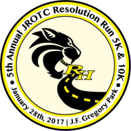 JROTC 5th ANNUAL RESOLUTION RUNZ 5k & 10K