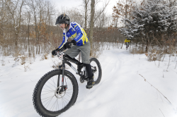 Frozen Frolic Fat Bike Race Series