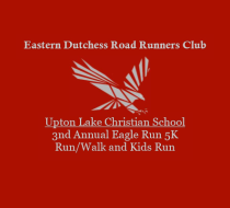 Eastern Dutchess Road Runners Club -3rd Annual Eagle Run 5K Run/Walk and Kids Run