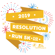 Resolution Run 5k & Kids Fun Run