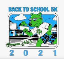Ottawa Hills Back To School 5K Walk/Run