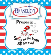 'Seuss on the Loose 5K' Fun Run/Walk presented by Braselton Christian Academy