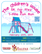 The Children's House 5k for Play