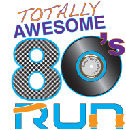 Totally Awesome 80's Run