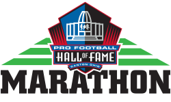 2017 Pro Football Hall of Fame Marathon VIP Packages