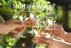 Run or Wine?