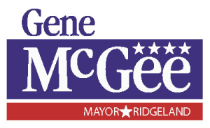 Mayor Gene McGee