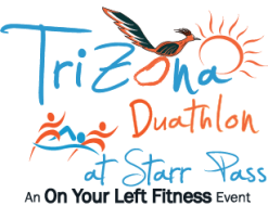 TriZona Super Sprint and MEGA Sprint DUATHLON at Starr Pass Resort