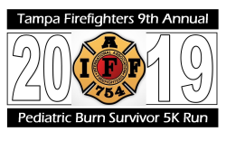 9th Annual Tampa Firefighters Pediatric Burn Survivor 5K