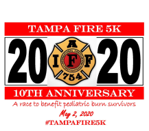 10th Annual Tampa Fire 5K