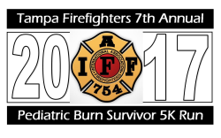 7th Annual Tampa Firefighters Pediatic Burn Survivor 5K