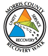 Morris County Recovery Walk