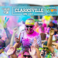Color Vibe 5K - Clarksville