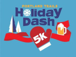 Portland Trails Holiday Dash 5K