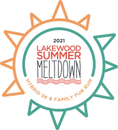 2021 Lakewood Summer Meltdown Hybrid 5K & Family Fun Run