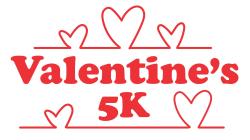 Valentine's 5K