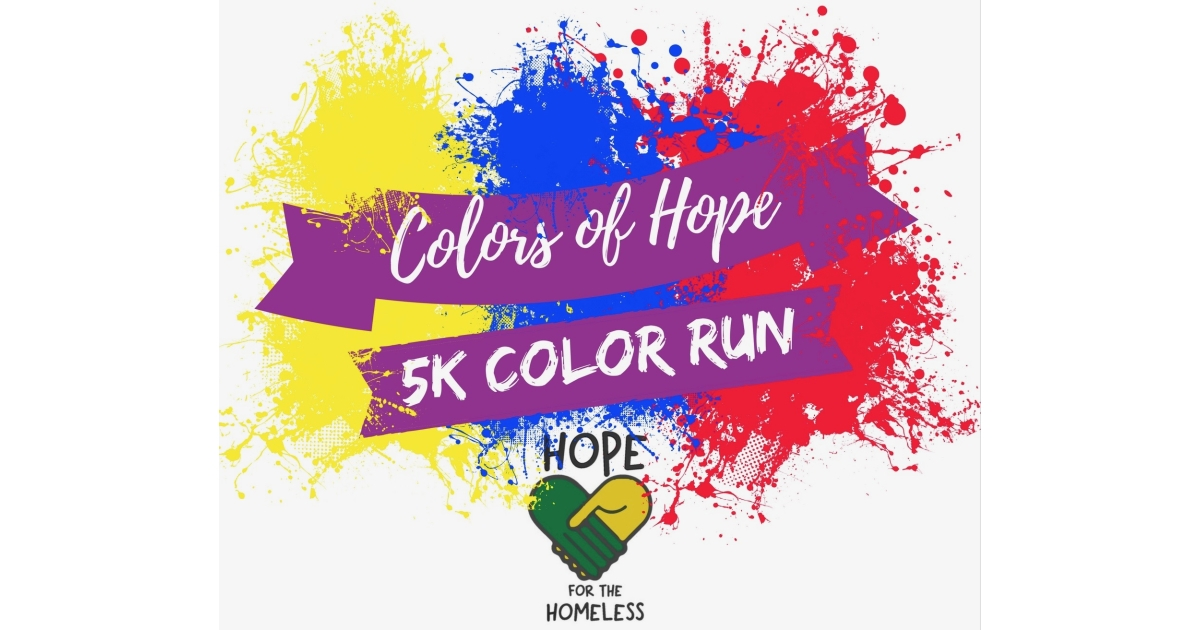 Colors of Hope 5K Color Run