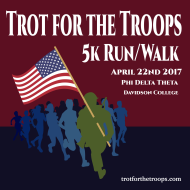 Trot For The Troops