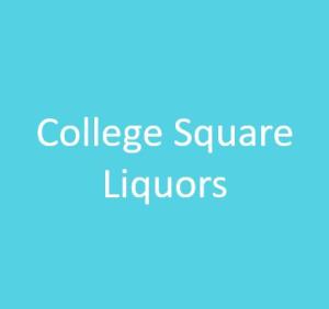 College Square Liquors