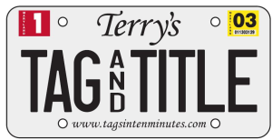 Terry's Tag & Title Service