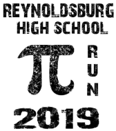 Reynoldsburg High School Pi Run 2019