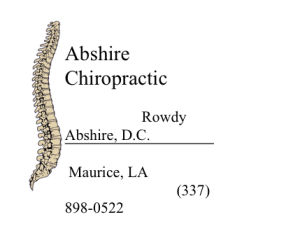 ABSHIRE CHIROPRACTIC