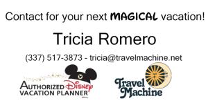 TRICIA ROMERO tricia@travelmachine.net