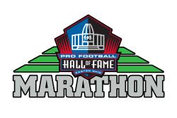 2017 Pro Football Hall of Fame Marathon Sponsorship