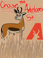 Chase the Antelopes 5k / 1mile