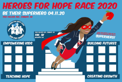 Heroes for Hope 10K/5K/1.31K for Children's Advocacy Alliance