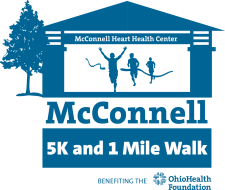 McConnell 5K and 1 Mile Walk