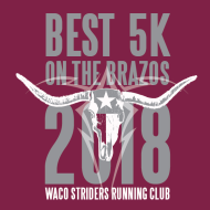 The Best 5K on the Brazos