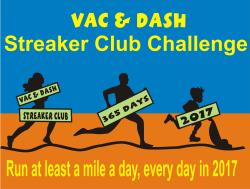 Vac & Dash Streaker Club 2017