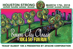 Bayou City Classic 10K & 5K Fun Run