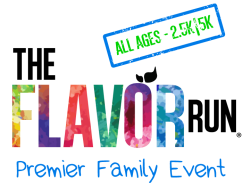 Flavor Run Knoxville - 2.5k & 5k Premier Family Event