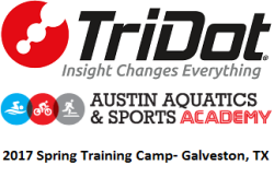 TriDot Spring Training Camp