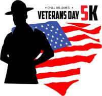 Chill William's Veterans Day 5k