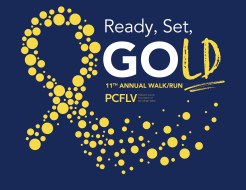 Ready, Set, Gold VIRTUAL 5K Walk, 8K Run, and Kids' Fun Run