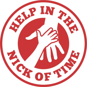 Help in the Nick of Time