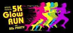 Fit4Life 5k Glow Run