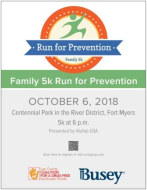 Busey Bank Run for Prevention