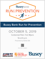 Busey Bank Run for Prevention Presented by ALUFAB, USA