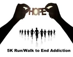 5K Run / Walk To End Addiction