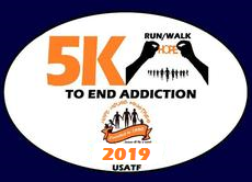 5K Run / Walk To End Addiction