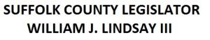 Suffolk County Legislator William J. Lindsay III