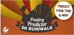 Redmond Poultry Predictor 5K run/walk